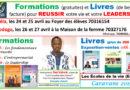 Caravane Ecovie 2019: Les Écoles de la Vie viennent à votre rencontre